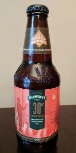 30th Anniversary English-Style Barleywine Ale