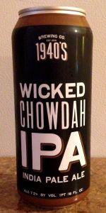 Wicked Chowdah
