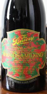 8 Maids-A-Milking - Bourbon Barrel-Aged