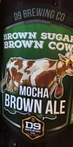 Brown Sugar Brown Cow