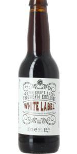 White Label Barley Wine Old Smokey Moonshine BA