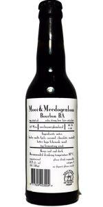 Mooi & Meedogenloos Bourbon BA