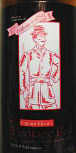 Captain Elizur's Heritage Red Ale