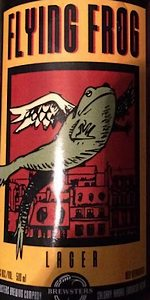 Flying Frog Lager