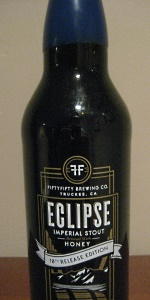 Imperial Eclipse Stout - Apple-Brandy