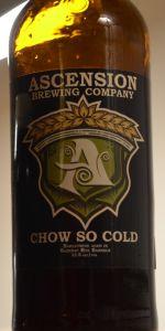 RBA Chow So Cold