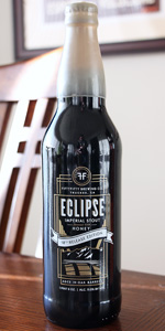 Imperial Eclipse Stout - Maple Barrel