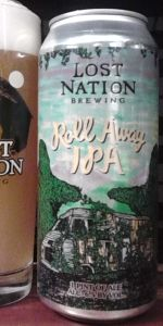 Roll Away IPA