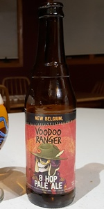 Voodoo Ranger 8 Hop Pale Ale