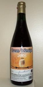 Cuvee 't Smisje 10th Anniversary Ale