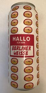 Hallo Ich Bin Berliner Weisse - Passion Fruit