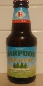 Fresh Tracks Spring Pale Ale