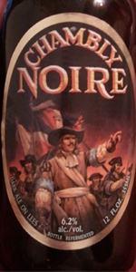 Noire De Chambly / Chambly Noire
