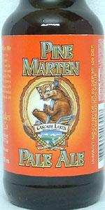 Pine Marten Pale Ale