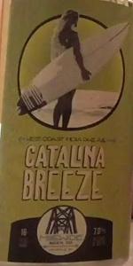 Catalina Breeze (Scavenger Series - West Coast IPA)