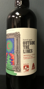 Outside The Lines - Barrel Aged