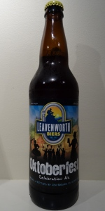Leavenworth Oktoberfest Celebration Ale