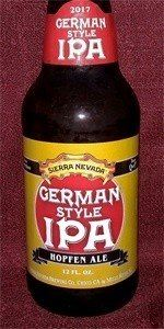 German Style IPA