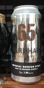 Farnham Ale & Lager 65 - Imperial Russian Stout Bourbon Barrel