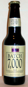 Bell's Batch 7,000 Ale (A Commemorative Brew)