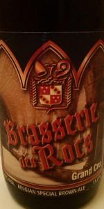 Abbaye Des Rocs Grand Cru Belgian Special Brown