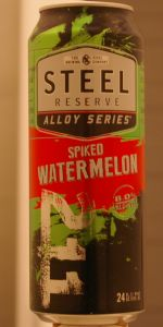 Steel Reserve (Alloy Series) Spiked Watermelon