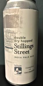 Double Dry Hopped Stillings Street IPA