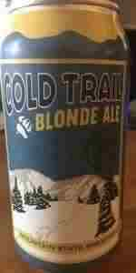 Cold Trail Ale