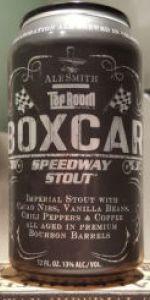 Speedway Stout - Boxcar