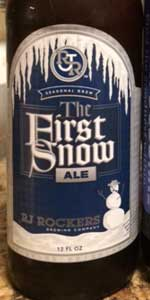 The First Snow Ale