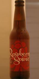 Raspberry Soiree Berliner Style Weisse Ale