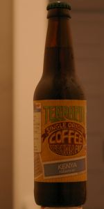 Single Origin Coffee Brown Ale - Kenya (Ndaroini)