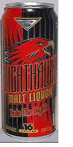 Nighthawk Premium Malt Liquor