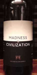 Madness & Civilization #8