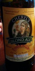 Cheryl's Blonde Ale