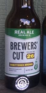 Brewers' Cut Embittered Brown