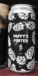 Pappy's Porter