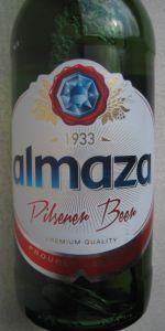 Almaza Pilsner Beer