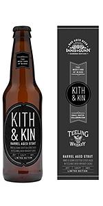 Innis & Gunn Kith & Kin Teeling Cask