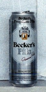 Beckers Pils