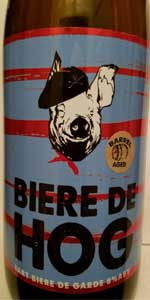 Bière De Hog - Barrel-Aged
