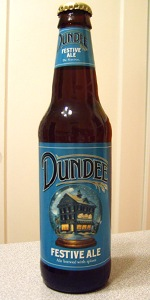 Dundee Festive Ale