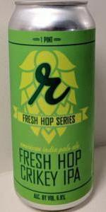 Fresh Hop Crikey