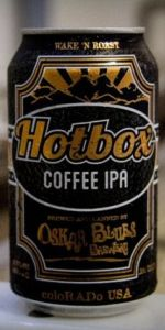 Hotbox Coffee IPA