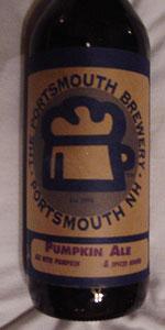 Portsmouth Pumpkin Ale