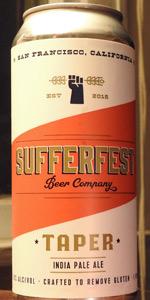Taper | Sufferfest Beer Company | BeerAdvocate