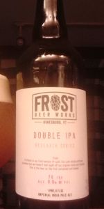 Double IPA Research Series: Flush