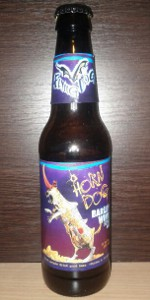 Horn Dog Barley Wine Style Ale