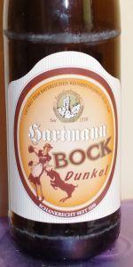 Hartmann Bock Dunkel
