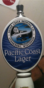 Silver Creek Pacific Coast Lager